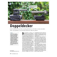 Ton-Test: Audio-Technica AT 8024 und Zoom SSH-6