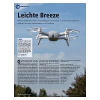 Test: Multikopter Yuneec Breeze 4K