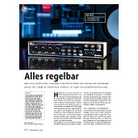 Test: Audio-Interfaces von Focusrite, Steinberg und Tascam