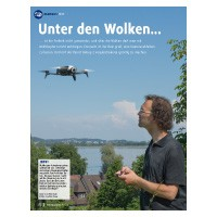 Test: Multikopter Parrot Bebop 2