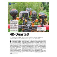 Test: 4 Actioncams mit 4K-Video