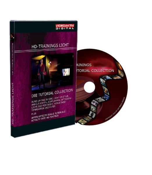 Tutorial DVD HD-Trainings Licht