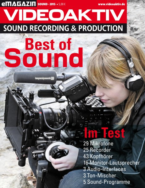 VIDEOAKTIV Sound, Recording & Production 2015