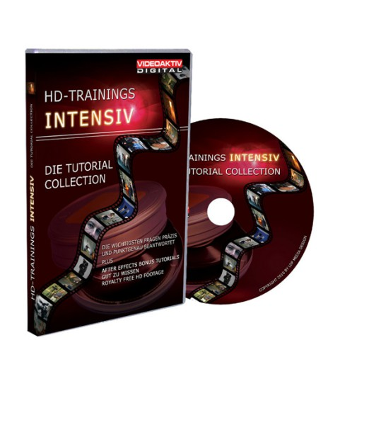 Tutorial DVD HD-Trainings Intensiv