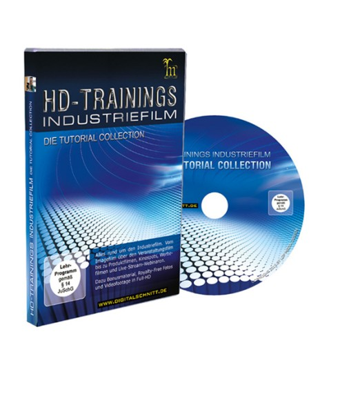 Tutorial DVD HD-Trainings Industriefilm
