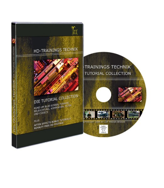 Tutorial DVD HD-Trainings Technik