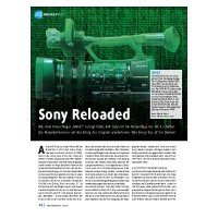 Test: Sony HXR-NX 5 R