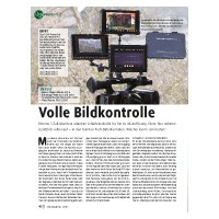 Test: 7-Zoll Video Fieldrecorder